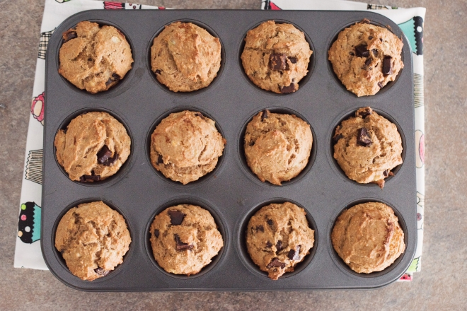 the_foodie_mommy_chocolate_chunk_banana_muffins_chip_food_foodporn_yummy_cook_cooking_mama_appetizer_dessert_easy_meal_vegan_dairy_free_vegetarian_delicious_photography_photographer_eat_